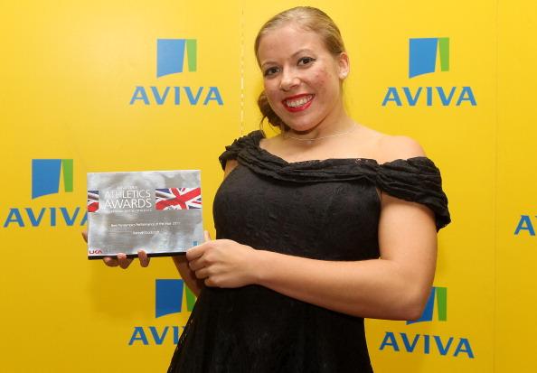 Hannah Cockroft「Aviva UKA Athletics Awards 2011」:写真・画像(19)[壁紙.com]