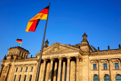 The Reichstag「Reichstag Building, Berlin, Germany」:スマホ壁紙(15)