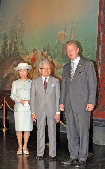 Princess Hanako of Japan「Belgian Crown Prince Philippe Visits The World Expo At Aichi」:写真・画像(13)[壁紙.com]