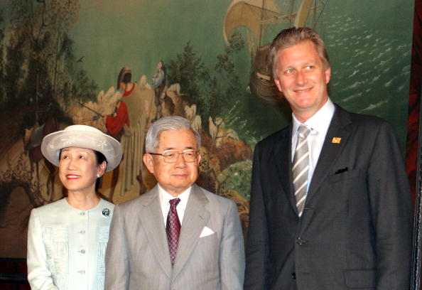 Princess Hanako of Japan「Belgian Crown Prince Philippe Visits The World Expo At Aichi」:写真・画像(11)[壁紙.com]