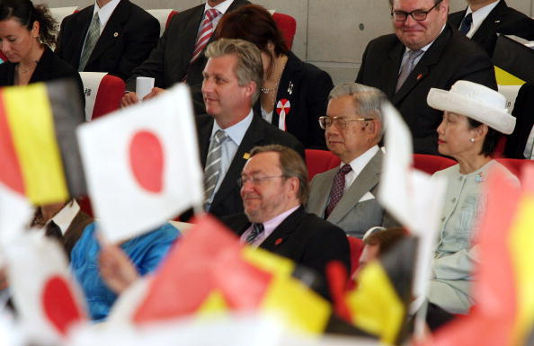 Princess Hanako of Japan「Belgian Crown Prince Philippe Visits The World Expo At Aichi」:写真・画像(14)[壁紙.com]
