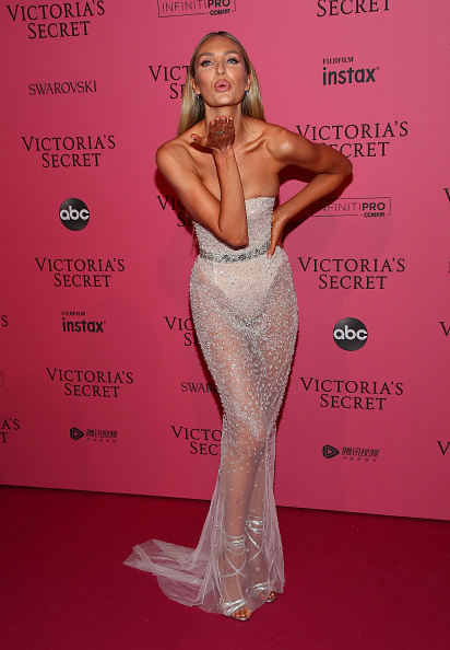 Candice Swanepoel「2018 Victoria's Secret Fashion Show in New York - After Party Arrivals」:写真・画像(17)[壁紙.com]