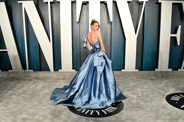 キャンディス・スワンポール「2020 Vanity Fair Oscar Party Hosted By Radhika Jones - Arrivals」:写真・画像(13)[壁紙.com]