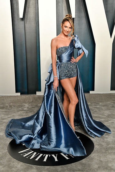 Candice Swanepoel「2020 Vanity Fair Oscar Party Hosted By Radhika Jones - Arrivals」:写真・画像(0)[壁紙.com]