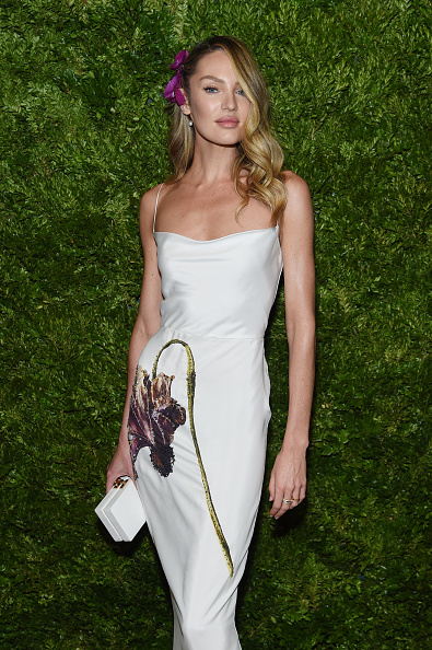Candice Swanepoel「CFDA / Vogue Fashion Fund 2019 Awards」:写真・画像(8)[壁紙.com]