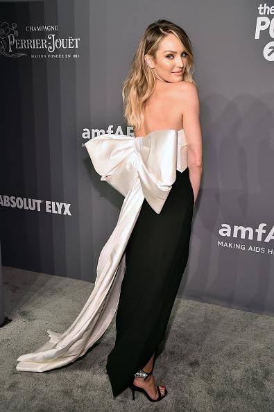 キャンディス・スワンポール「amfAR New York Gala 2019 - Arrivals」:写真・画像(17)[壁紙.com]