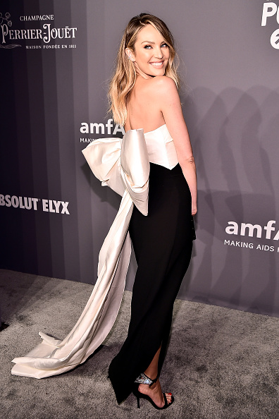 キャンディス・スワンポール「amfAR New York Gala 2019 - Arrivals」:写真・画像(16)[壁紙.com]