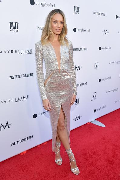 キャンディス・スワンポール「The Daily Front Row Fashion LA Awards 2019 - Red Carpet」:写真・画像(6)[壁紙.com]
