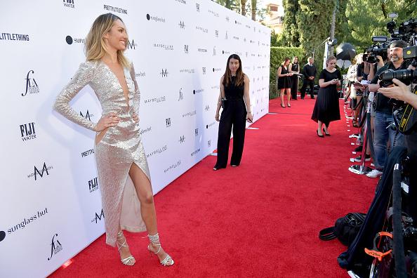 キャンディス・スワンポール「The Daily Front Row Fashion LA Awards 2019 - Red Carpet」:写真・画像(4)[壁紙.com]