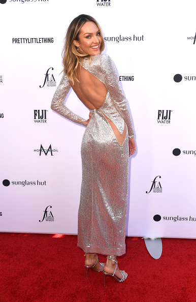 Candice Swanepoel「The Daily Front Row's 5th Annual Fashion Los Angeles Awards - Arrivals」:写真・画像(8)[壁紙.com]