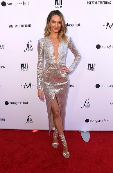 キャンディス・スワンポール「The Daily Front Row's 5th Annual Fashion Los Angeles Awards - Arrivals」:写真・画像(1)[壁紙.com]