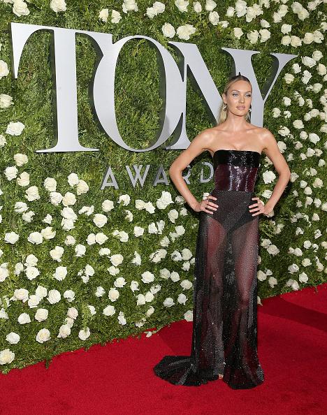 キャンディス・スワンポール「2017 Tony Awards - Red Carpet」:写真・画像(1)[壁紙.com]