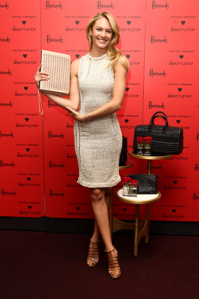 Fred Duval「Candace Swanepoel Launches Her Bottletop Collaboration With Narciso Rodriguez」:写真・画像(12)[壁紙.com]
