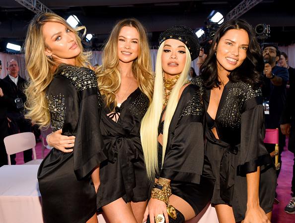 Candice Swanepoel「2018 Victoria's Secret Fashion Show in New York - Hair & Makeup」:写真・画像(8)[壁紙.com]