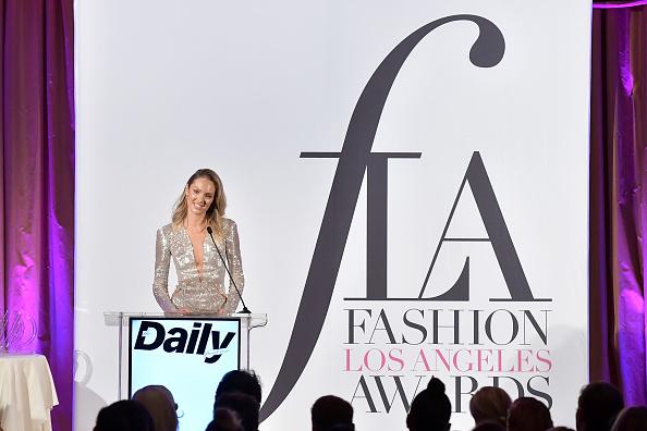キャンディス・スワンポール「The Daily Front Row Fashion LA Awards 2019 - Inside」:写真・画像(2)[壁紙.com]
