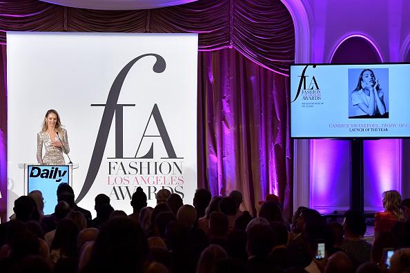 キャンディス・スワンポール「The Daily Front Row Fashion LA Awards 2019 - Inside」:写真・画像(3)[壁紙.com]