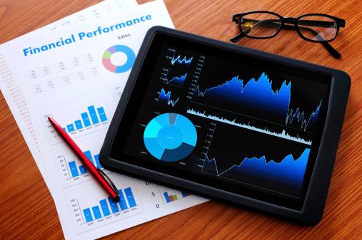 経済「デジタルタブレットの分析」:スマホ壁紙(17)