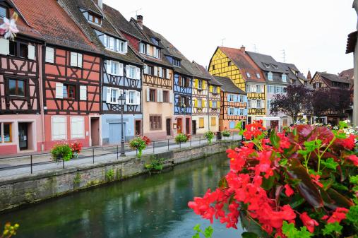 フランス「Colmar ,France」:スマホ壁紙(0)