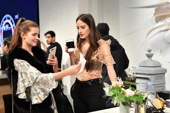 Haiku「Seen Around - February 2018 - New York Fashion Week: The Shows - Day 3」:写真・画像(19)[壁紙.com]
