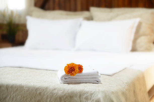 hotel towels:スマホ壁紙(壁紙.com)
