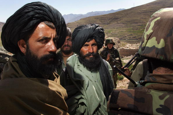 Taliban「Afghan Army Prepares To Battle Taliban In Helmand Province」:写真・画像(8)[壁紙.com]