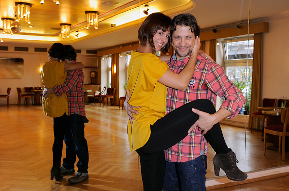"Christian Augustin「Patrick Bach Trains For ""Let's Dance"" TV Show」:写真・画像(0)[壁紙.com]"