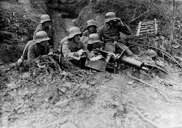 World War I「Machine Gunners」:写真・画像(15)[壁紙.com]