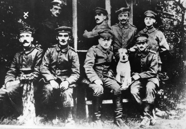 German Military「Corporal Hitler」:写真・画像(16)[壁紙.com]