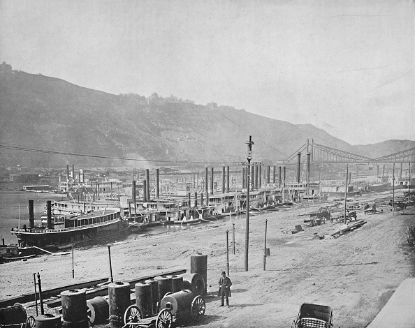 Steamboat「Monongahela Wharf」:写真・画像(17)[壁紙.com]