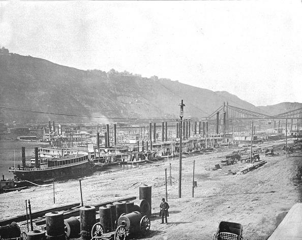 乗客輸送船「Monongahela Wharf」:写真・画像(5)[壁紙.com]