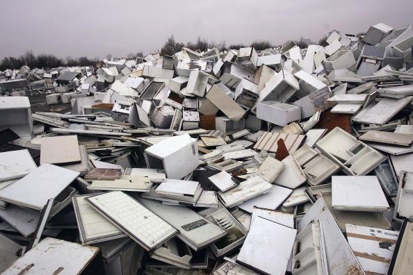 Obsolete「Dumped Fridges Cause Environmental Rows」:写真・画像(12)[壁紙.com]