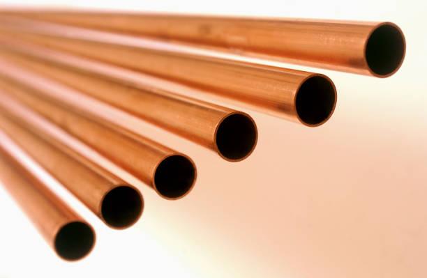 Detail of copper pipes.:ニュース(壁紙.com)