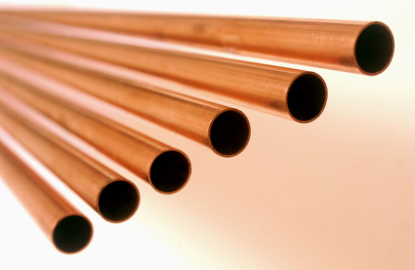 Finance and Economy「Detail of copper pipes.」:写真・画像(5)[壁紙.com]
