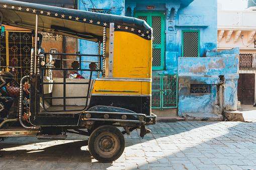 Rajasthan「Detail of city life, Jodhpur」:スマホ壁紙(2)