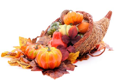 Maple Leaf「Cornucopia with pumpkins」:スマホ壁紙(14)