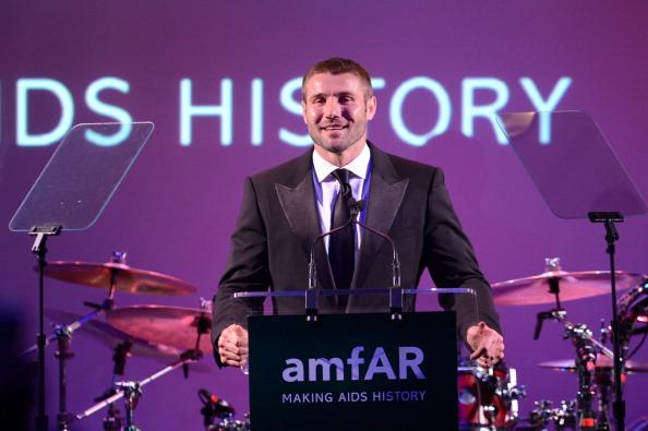 Rugby player Ben Cohen「3rd Annual amfAR Inspiration Gala New York - Show」:写真・画像(12)[壁紙.com]