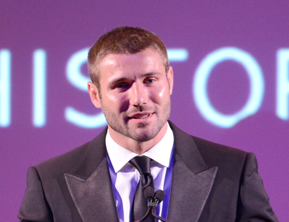 Rugby player Ben Cohen「3rd Annual amfAR Inspiration Gala New York - Show」:写真・画像(11)[壁紙.com]