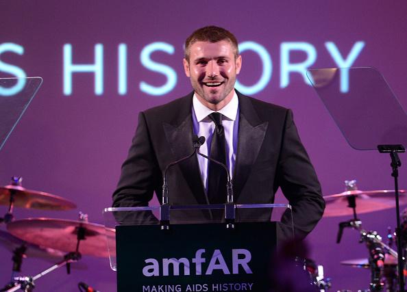 Rugby player Ben Cohen「3rd Annual amfAR Inspiration Gala New York - Show」:写真・画像(13)[壁紙.com]