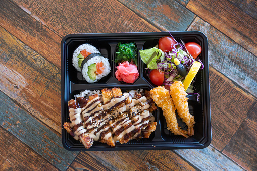 Teriyaki「Chicken Teriyaki Lunch Box.」:スマホ壁紙(14)
