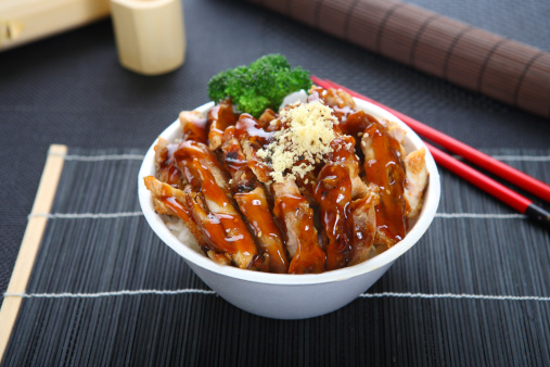 Teriyaki「Chicken Teriyaki Bowl」:スマホ壁紙(9)