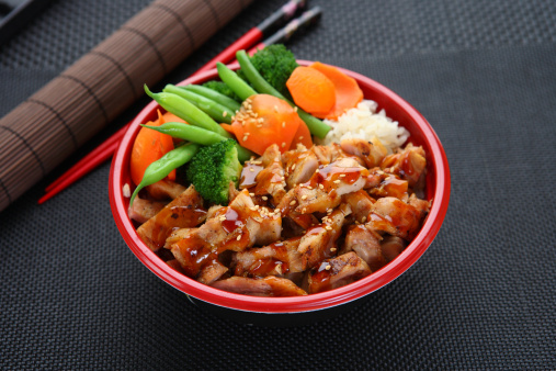 Teriyaki「Chicken Teriyaki Bowl」:スマホ壁紙(4)