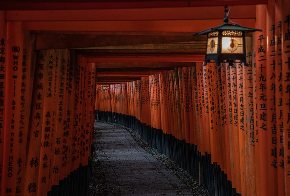 Tourist「Japan's Tourism Sector Hit By Coronavirus Outbreak」:写真・画像(14)[壁紙.com]