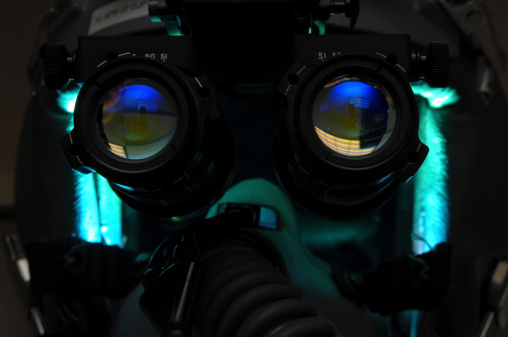Eyesight「AN/AVS-9 Night Vision Goggles.」:スマホ壁紙(4)