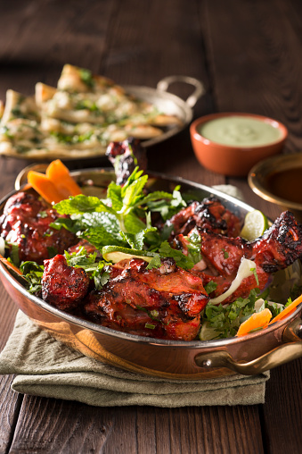 Indian Culture「Tandoori Chicken」:スマホ壁紙(11)