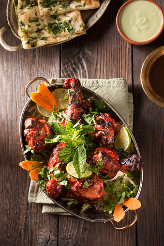 Chicken Tandoori「Tandoori Chicken」:スマホ壁紙(16)