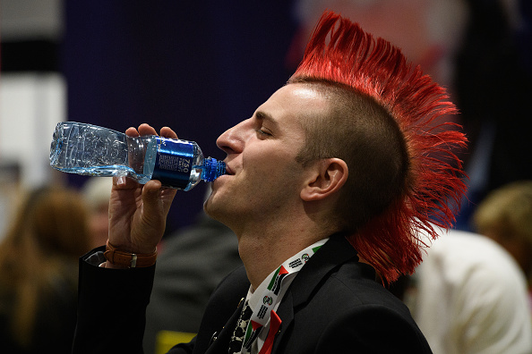 Mohawk「2018 Labour Party Conference - Day One」:写真・画像(0)[壁紙.com]
