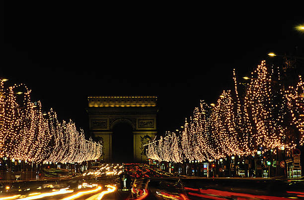 Champs Elysees:スマホ壁紙(壁紙.com)