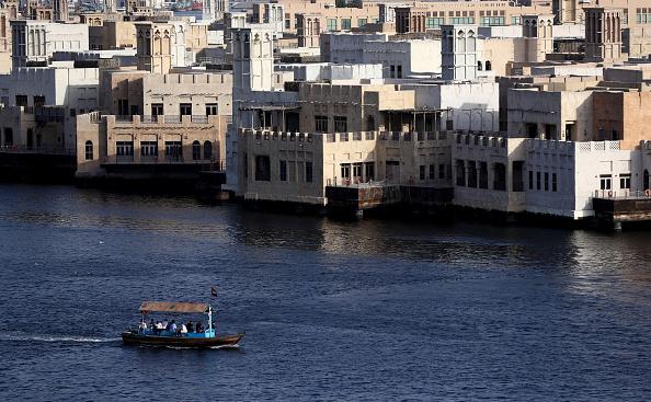 Dubai Creek「The UAE Adjusts To Life Under The Coronavirus Pandemic」:写真・画像(15)[壁紙.com]