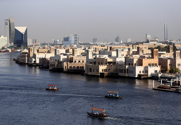 Dubai Creek「The UAE Adjusts To Life Under The Coronavirus Pandemic」:写真・画像(13)[壁紙.com]