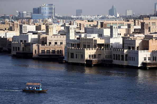 Dubai Creek「The UAE Adjusts To Life Under The Coronavirus Pandemic」:写真・画像(14)[壁紙.com]